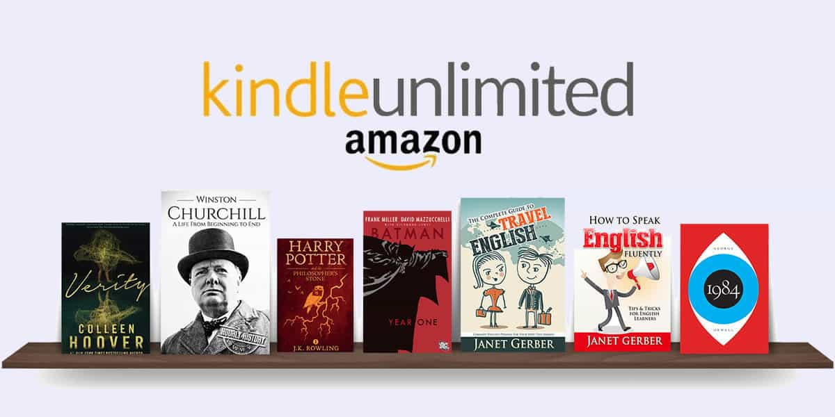 Por apenas R$ 19,90 por mês, os assinantes do Kindle Ulimited têm acesso a uma biblioteca digital com mais de um milhão de títulos literários