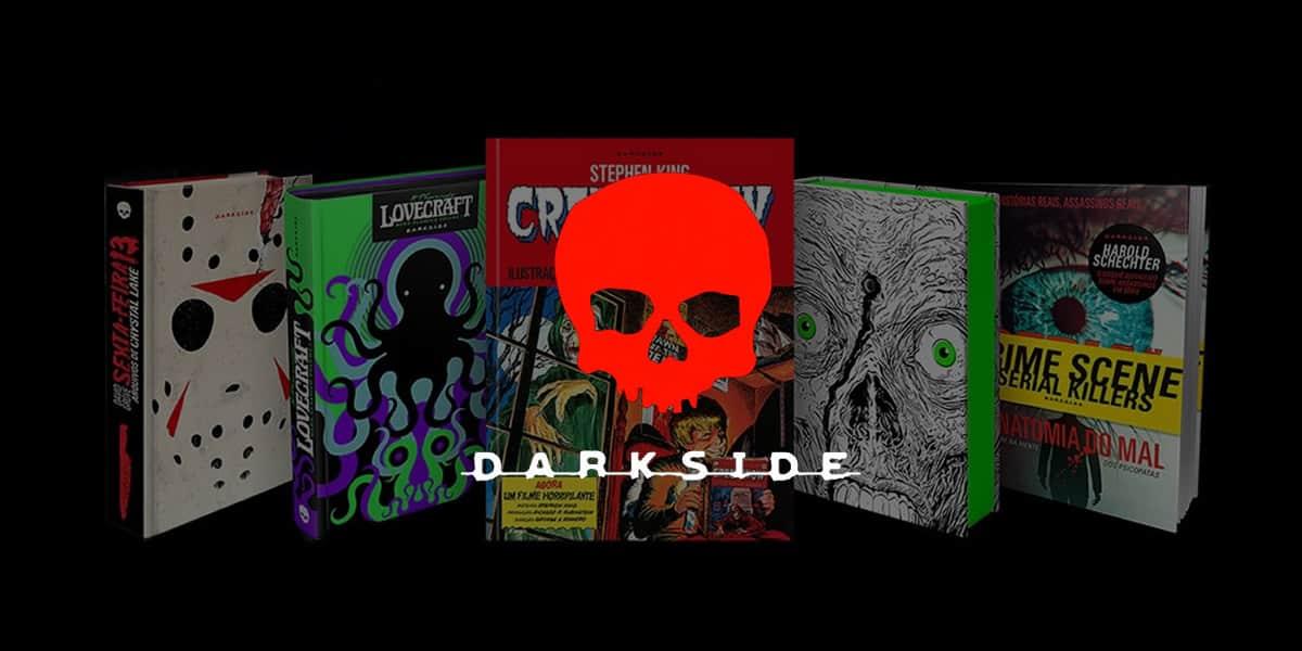 Melhores Livros da Editora Darkside