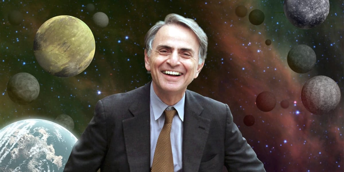 Melhores Livros de Carl Sagan
